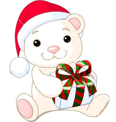 Showing post & media for Cartoon teddy bear santa.