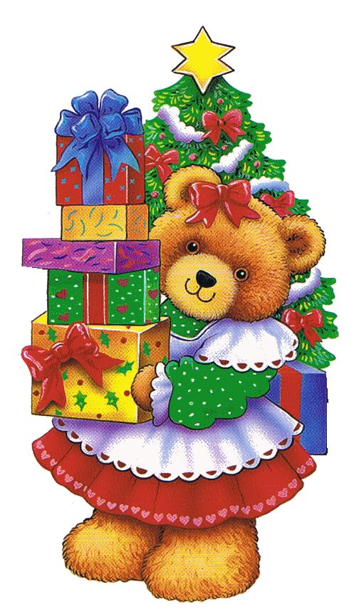 1000+ ideas about Christmas Teddy Bear on Pinterest.