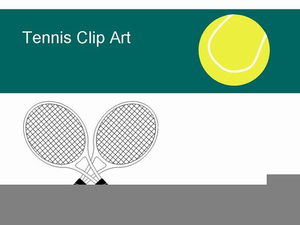 Tennis Christmas Clipart.