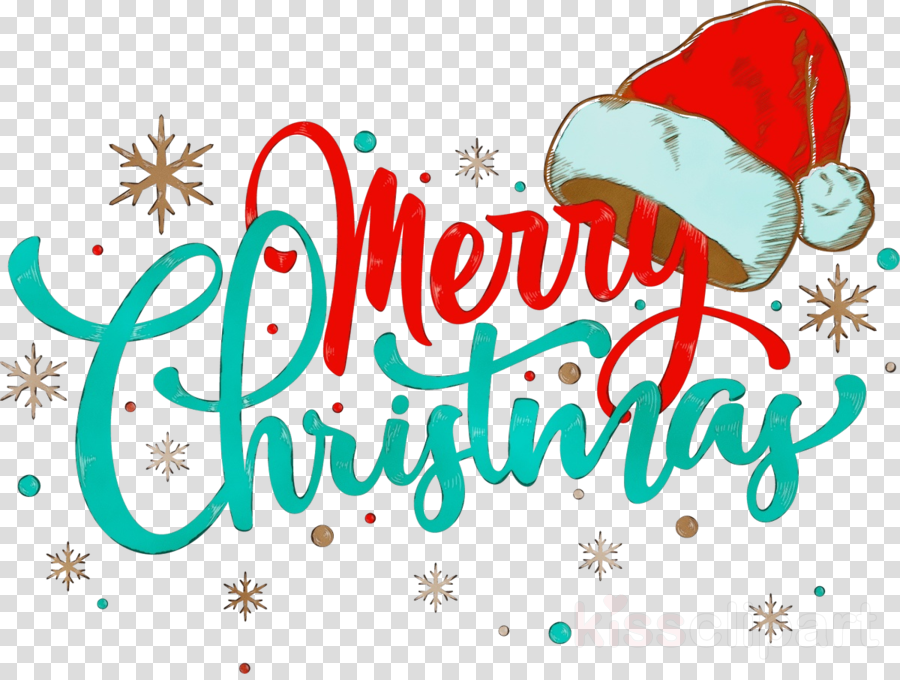 text christmas eve christmas font event clipart.