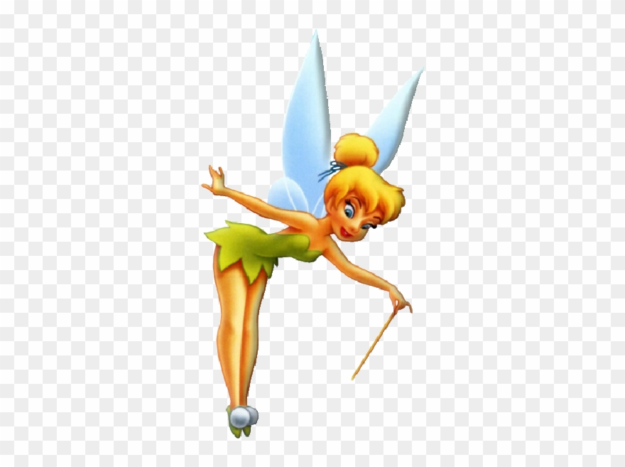 Transparent Background Tinkerbell Png Clipart (#4447854).