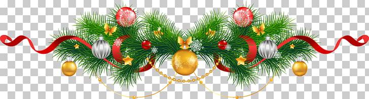 Christmas decoration Tinsel Garland, christmas PNG clipart.