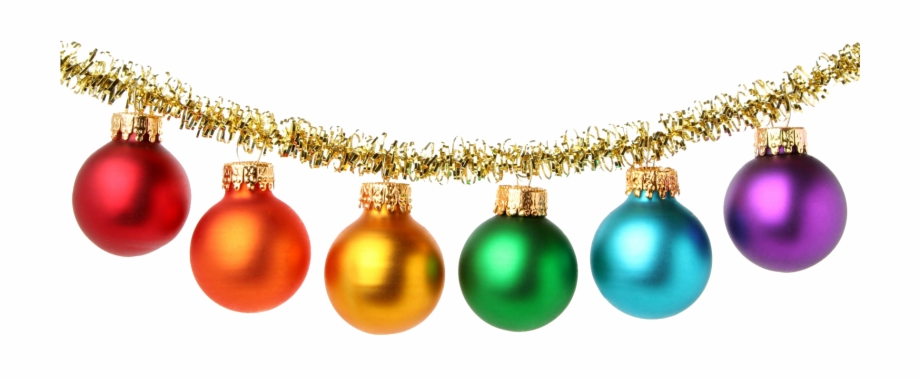 Clipart Christmas Tinsel, Transparent Png Download For Free #634084.