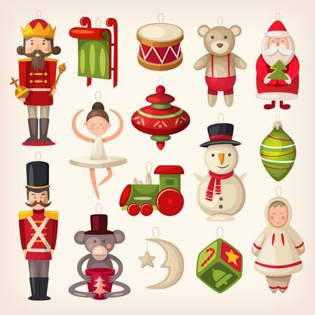 56,245 Christmas Toys Stock Vector Illustration And Royalty Free.