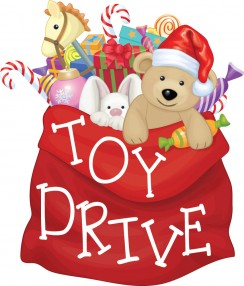 Toy Drive Clipart.