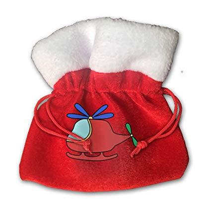 Amazon.com: Cute Cartoon Toys Clipart Christmas Gift Bag Cotton.