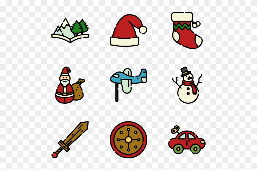 Christmas Toys.