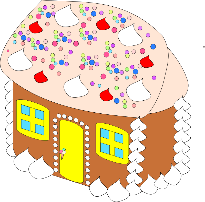Christmas Food Clipart.