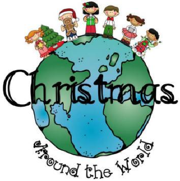 Christmas Traditions from around the world!.