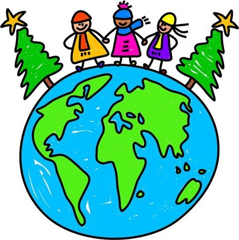 Around the World Christmas Traditions.