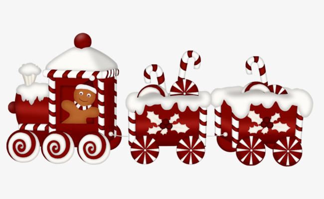 Christmas Train Clipart (101+ images in Collection) Page 2.