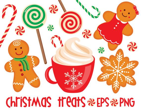 50% OFF Christmas treats, sweets, cocoa, gingerbread, New.