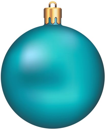 Large Transparent Gold Christmas Ball Ornament PNG Clipart.