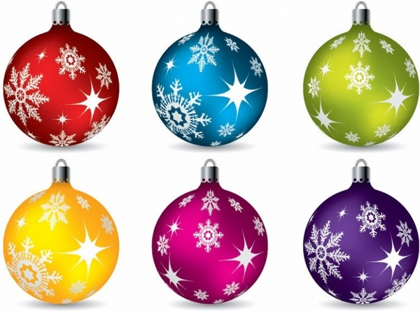 Christmas ball clip art free vector download (213,076 Free vector.