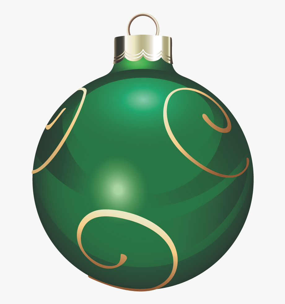Ornaments Clipart Clear Background.