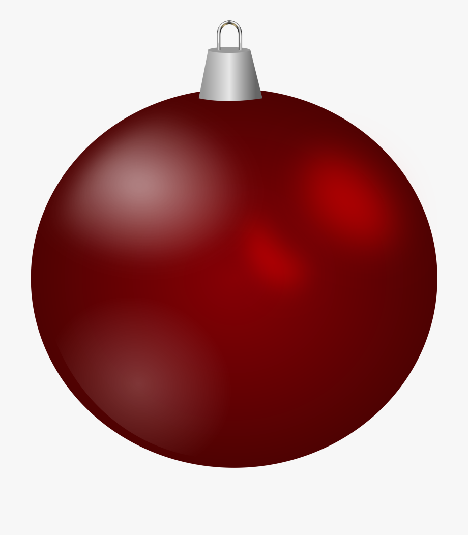 Christmas Ornaments Clipart Free.