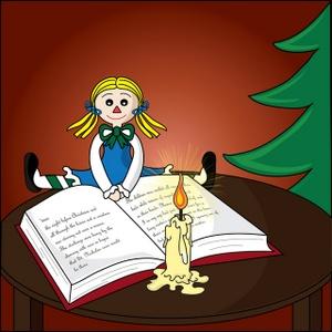 Christmas Clipart Image.