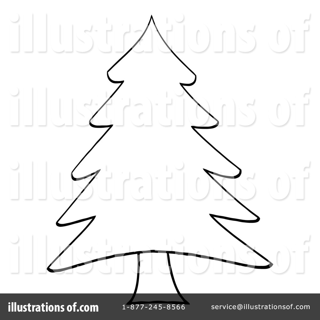 Christmas Tree Clipart #434379.