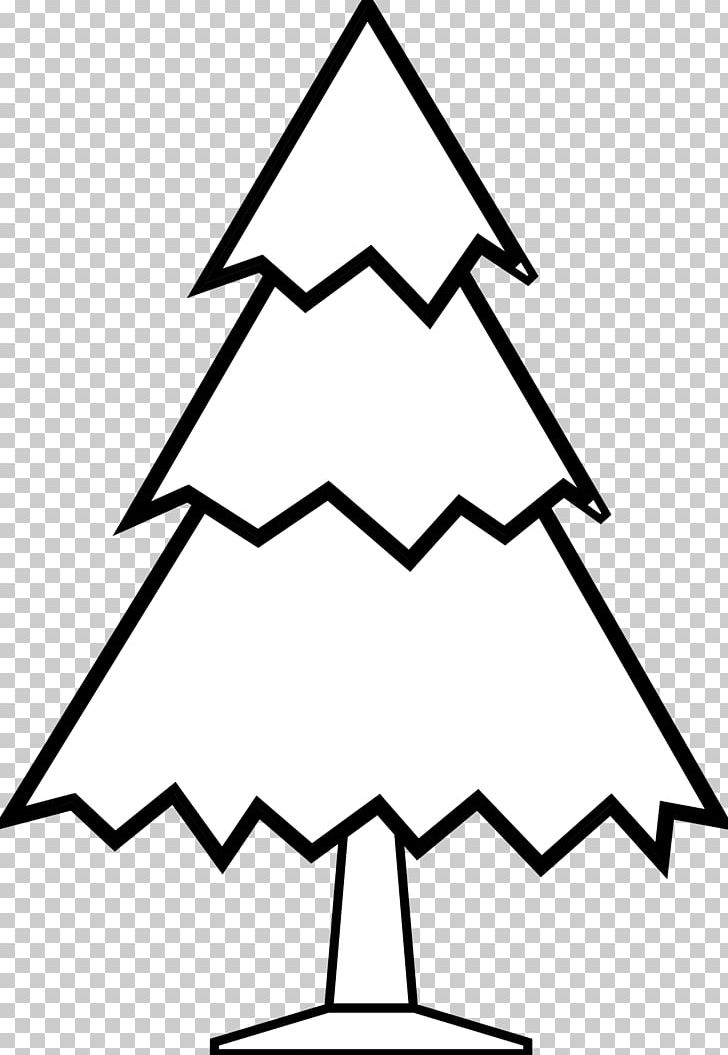Christmas Tree Black And White PNG, Clipart, Angle, Area, Art, Black.