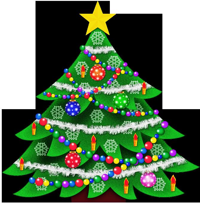 Christmas Tree Clip Art & Christmas Tree Clip Art Clip Art Images.