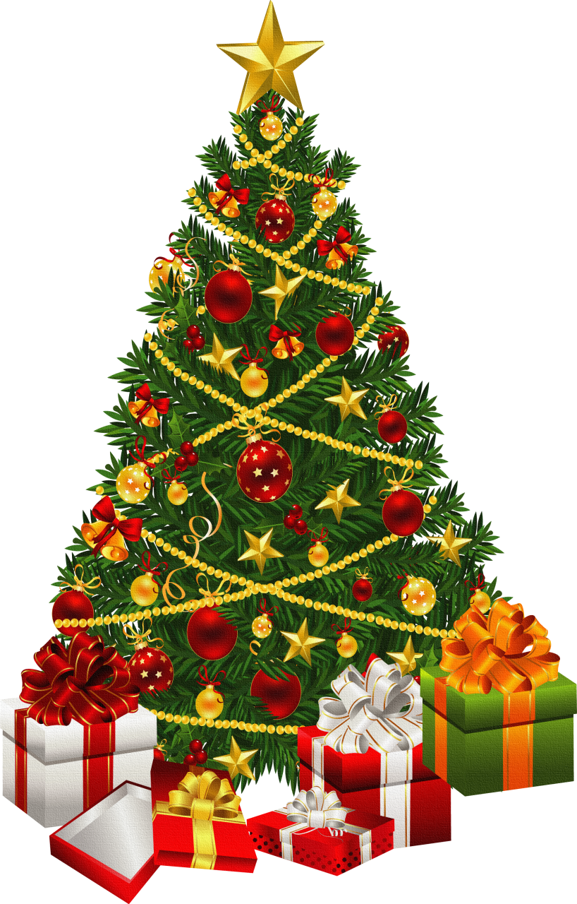 Christmas Tree Clip Art & Christmas Tree Clip Art Clip Art Images.