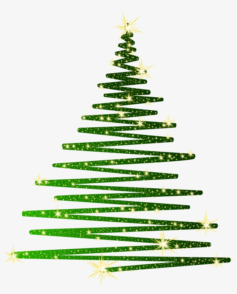 Vector Library Christmas Tree Clipart Png.