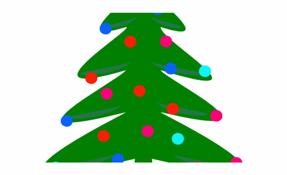 Christmas Tree Clipart Free PNG Images & Clipart Download #4155038.