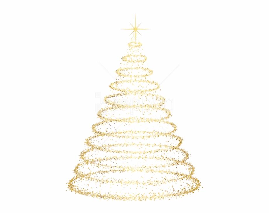 Christmas Cliparts Transparent Gold.