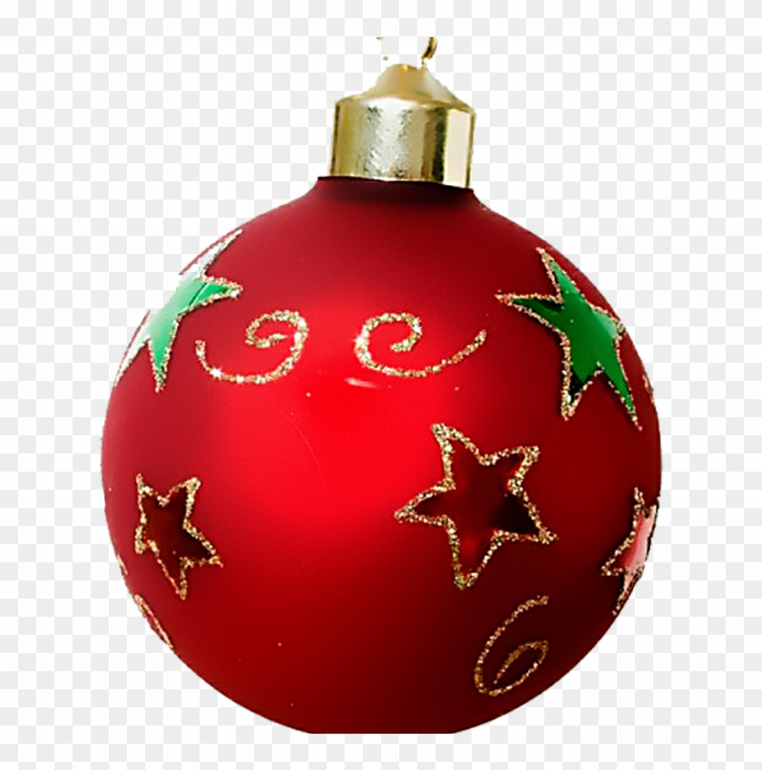 Christmas Tree Decorations Png, Transparent Png.