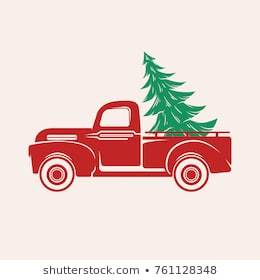 Christmas tree on car clipart » Clipart Portal.