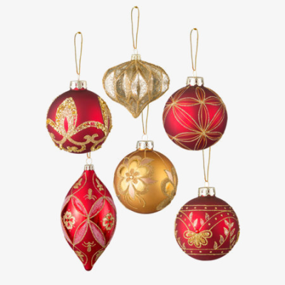 Download Free png Red Ball Ornaments, Christmas Ornaments, Christmas.