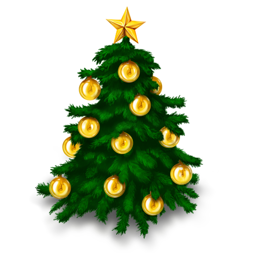 Download Christmas Tree PNG Clipart 1.