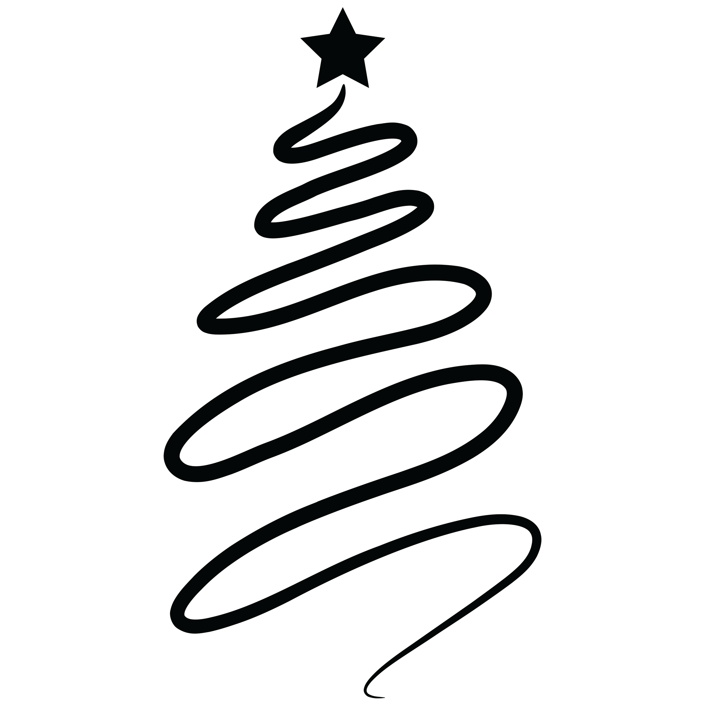 Free Christmas Tree Silhouette, Download Free Clip Art, Free Clip.