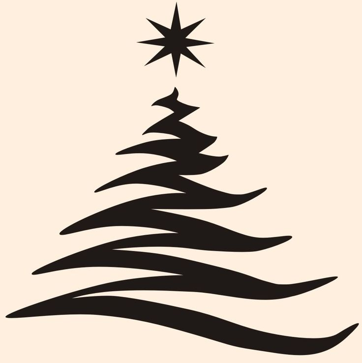 17 best ideas about Christmas Tree Silhouette on Pinterest.