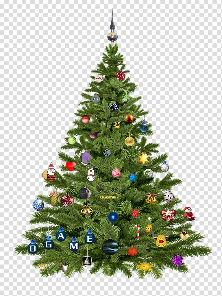 Christmas tree , christmas tree transparent background PNG clipart.
