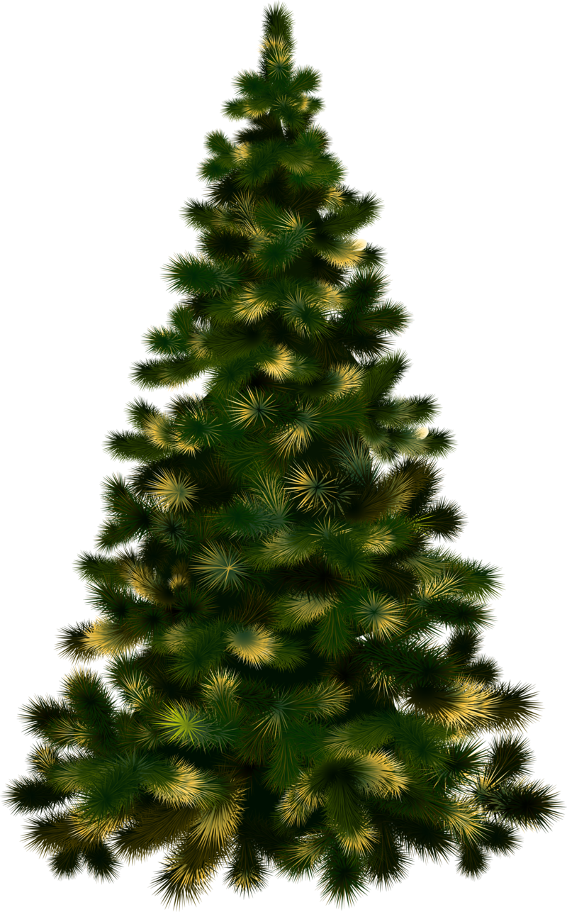Download Free png Christmas tree PNG, Download PNG image with.