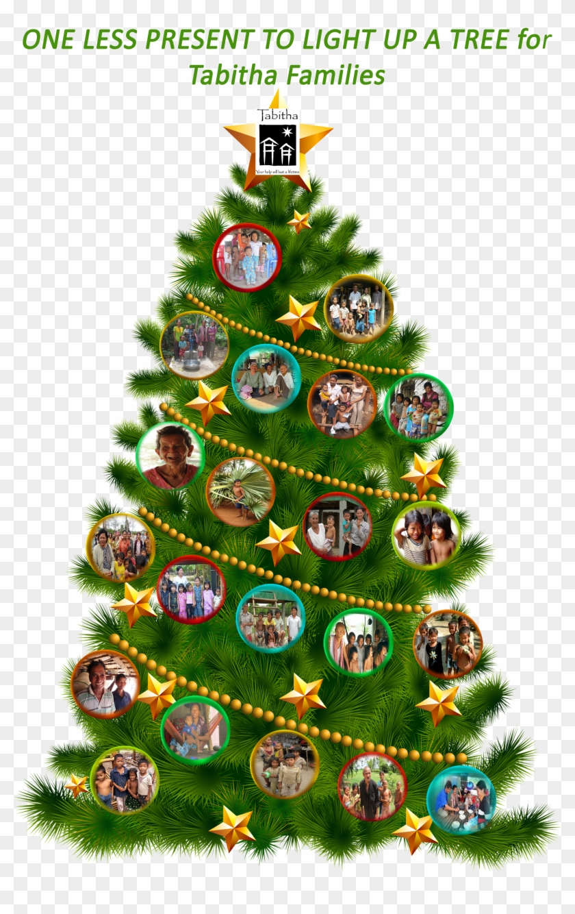 Christmas Tree Lights Png.
