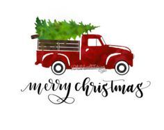 Christmas tree truck clipart 1 » Clipart Portal.