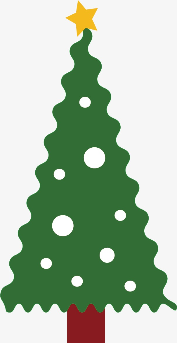 Christmas Tree Vector Png (109+ images in Collection) Page 1.