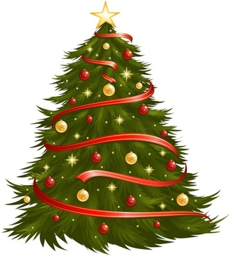 Christmas tree vector free vector download (10,614 Free vector) for.