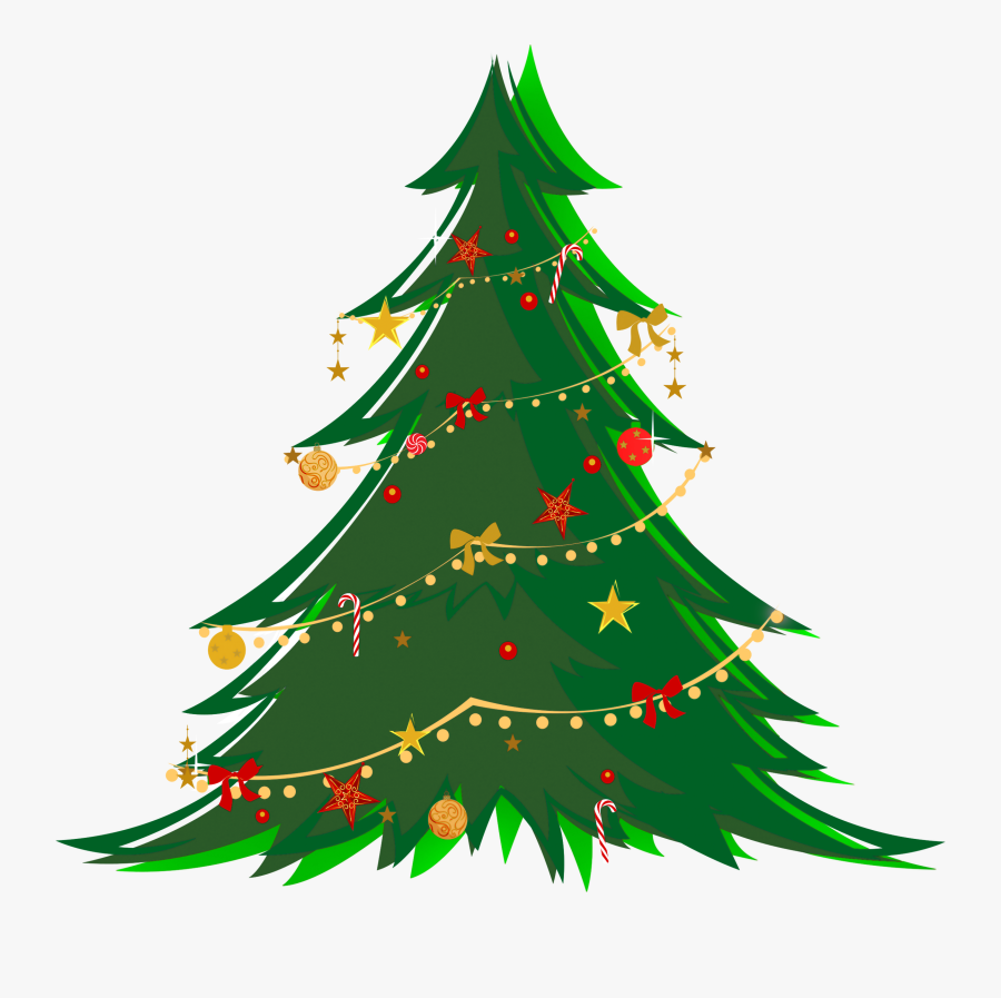 Christmas Tree Ornaments Clipart At Getdrawings.
