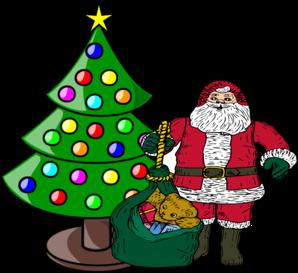 Christmas Tree Star Clip Art.