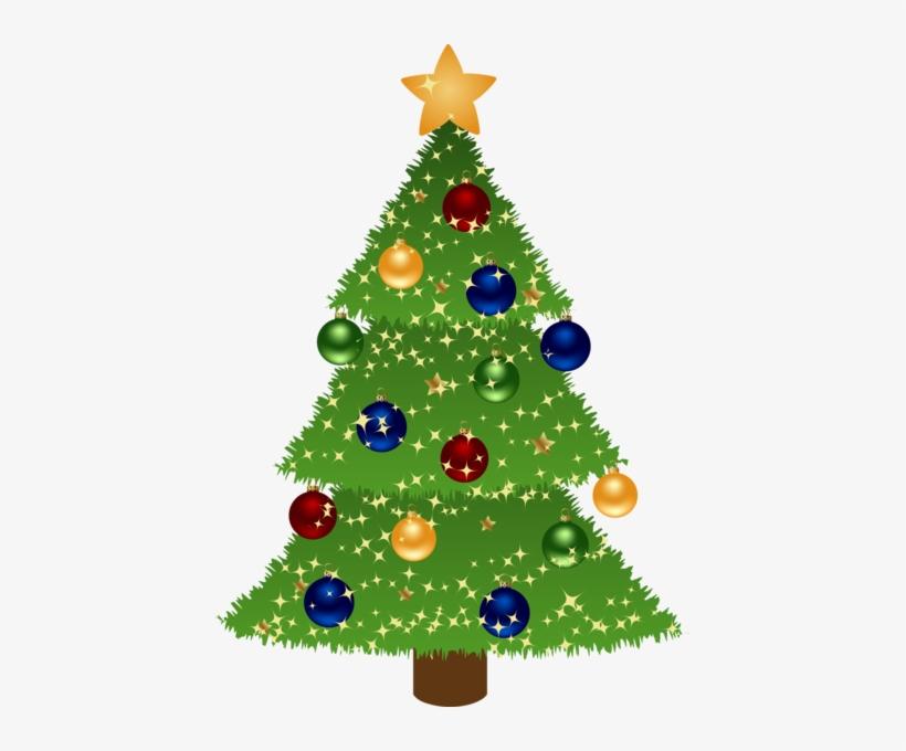 Christmas Tree Clipart Holiday Tree.