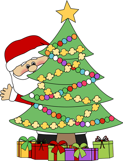 clipart for christmas tree #17