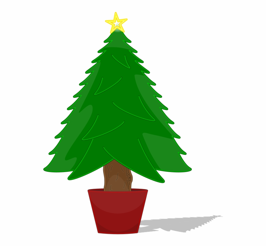 Jpg Freeuse Download Christmas Trees Clipart Free.