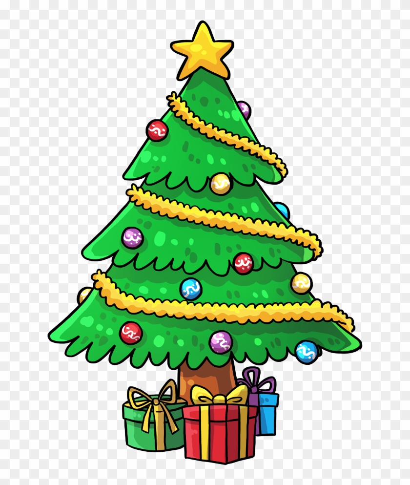 Good Cartoon Pictures Of Christmas Trees Clip Art Clipart.