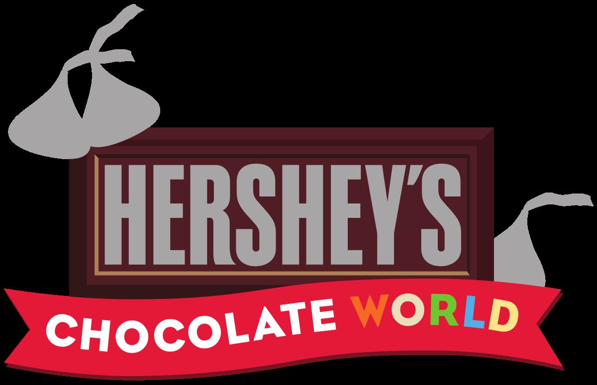 Hershey's Chocolate World.