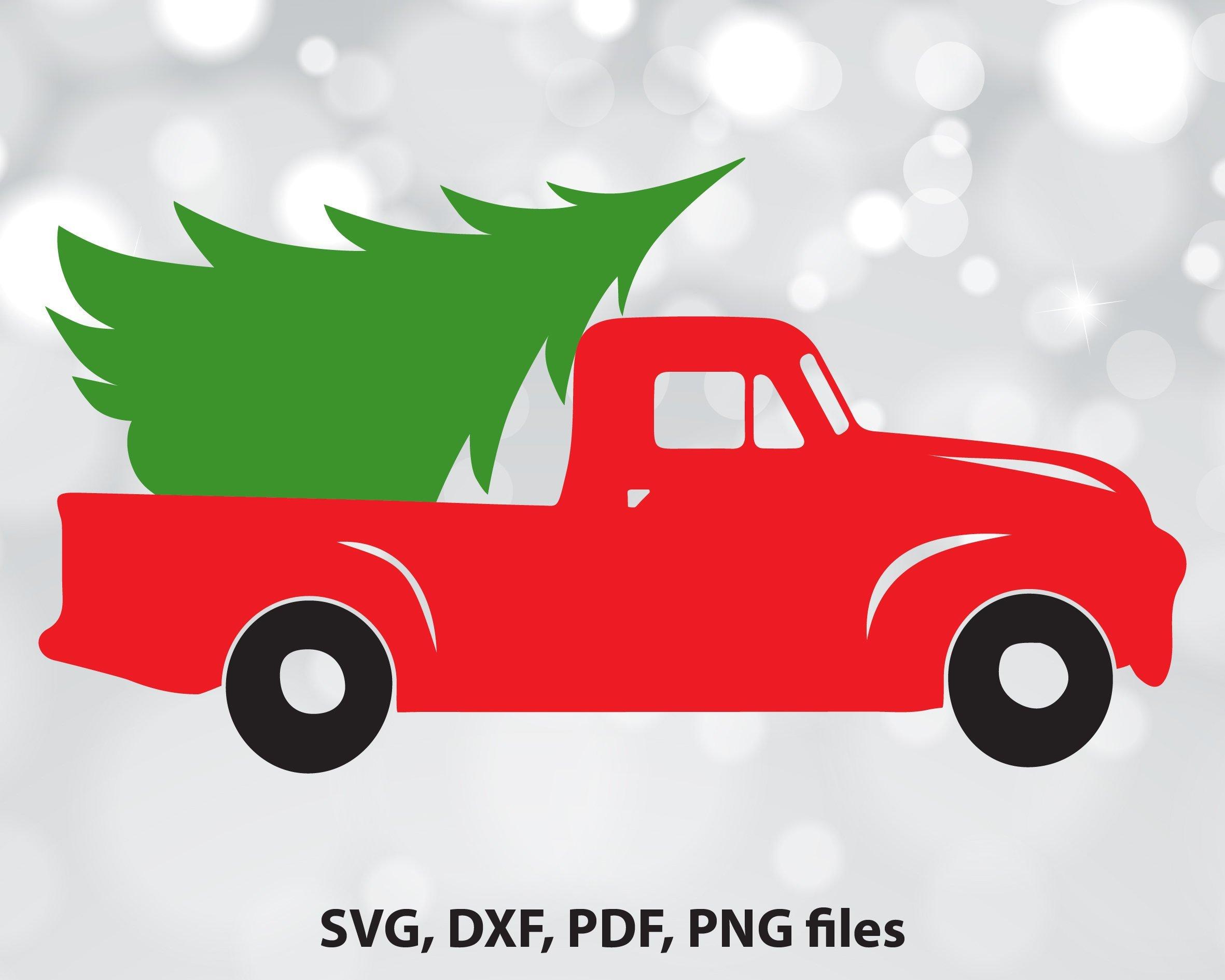 Christmas truck clipart 3 » Clipart Portal.