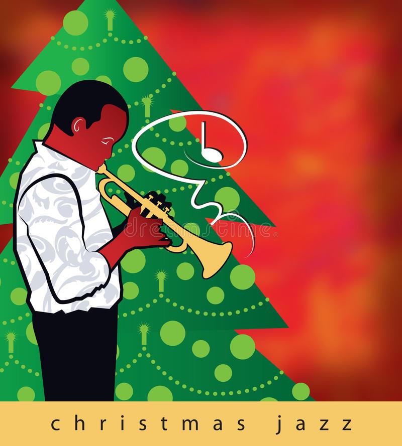 Jazz Trumpet Stock Illustrations.