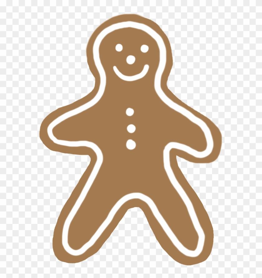 Gingerbread Man Cliparts.